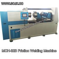 320KN Close Clamp Friction Welding Machine