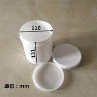 1000ml plastic jars for ink packing 1L plastic bottles