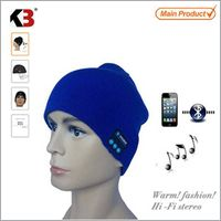 winter bluetooth hat
