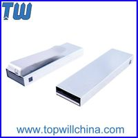 Noble Metal Tie Clip Usb Storage Drive with Free Company Logo Printing thumbnail image