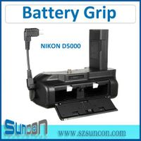 For NIKON D5000 Battery Grip