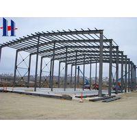 China Steel Building Design