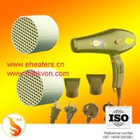 ceramic heating element for Hair dryer and water heater