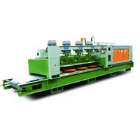 Automatic Marble Calibrating&Polishing Machine(For Thin Slad) CB/CBM-6C/8C-4+6