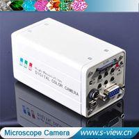 china cheap 2.0mp industrial microscope VGA camera