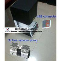 Protech vacuum dental porcelain furnace PT-1200D thumbnail image