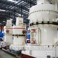 PGM75 High pressure suspension mill price in 2 T/H grinding plant thumbnail image