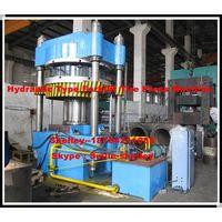1000 Ton Hydraulic Rubber Press /Rubber Molding Vulcanizer Pressing Machine thumbnail image