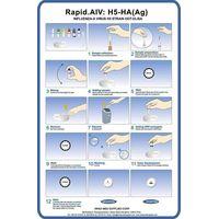 H5-HA(Ag) rapid test kit