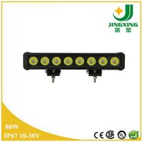 80W car led light bar CREE led light bar