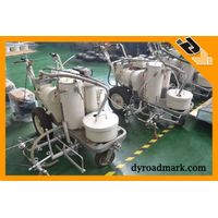 Hand-push Cold Paint Spraying Road Marking Machines