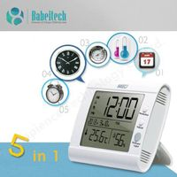 Amazon Indoor Thermometer&Hygrometer with Calendar thumbnail image