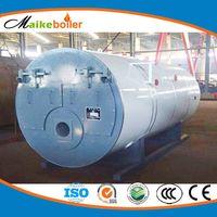 Best Industrial Fire Tube Gas Diesel Steam Boiler For Sale