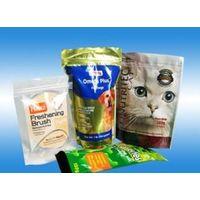 High quality plastic pet food bag