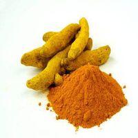 Organic tumeric root extract