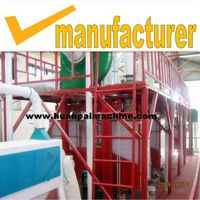 corn/maize flour mill