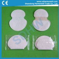 Skin color armpit sweat pads