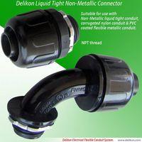 Liquid Tight Non Metallic Connector (NPT Threads) thumbnail image