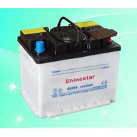 Sell DIN dry charge car batteries-12V55Ah(55559)