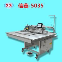 XX-5035 automatic industrial computer Sewing Machine for shirt