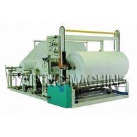 Paper Tape Rewinding and Slitting Machine (Jumbo Rolls CuttingMachine)