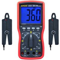 ETCR4000 Series of Double clamp digital phase meter thumbnail image
