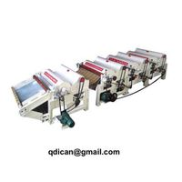 Textile fabric waste recycling machine thumbnail image