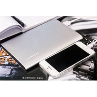 Power bank credit card Metal aluminium alloy shell powerbank