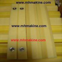 jcb wear pads, 123/03215, 123/06189
