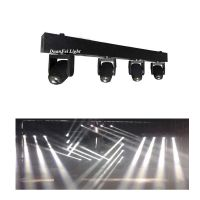 4X10W led mini beam moving head light/Quad-RGBW/event bar/4beam/dj show