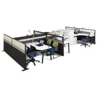 Office Metal Partition