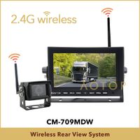 2.4G Wireless wireless backup camera systems for truck,BUS,Trailer ect