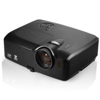 Vivibright 3D Projector Large Venue Projector Native Full HD1080p Outdoor Video Projector office edu