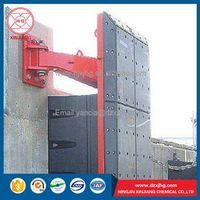 uhmwpe protect dock export marine fender facing pads