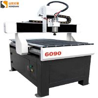 Honzhan HZ-R6090 Advertising Wood Acrylic CNC Router Carving Machine 600900mm thumbnail image