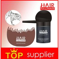 Fully hair building fiber  hair loss powder for men and women for wholesale