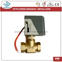 2way 220VAC Electric Operated Flow Control Valve