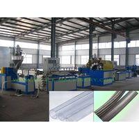 PVC fiber reinforce hose extrusion line thumbnail image