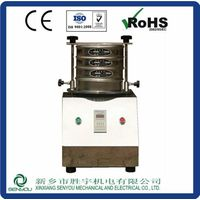SUS304 CE certificated particle size laboratory test sieve