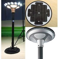 UFO solar lamp;ufo solar garden light;UFO lamp thumbnail image