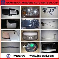 Beiben (North Benz) Heavy Truck Body Parts
