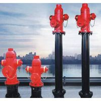 Anti-Collision, Pressure-Adjustable Fire Hydrants