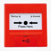 Fire Hydrant Button