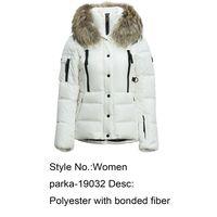 Women insulated jacket