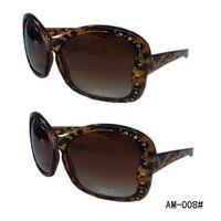 Fashion plastic frame sunglasses