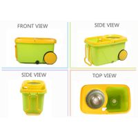 KXY-FTX 360 spin mop with wheels thumbnail image