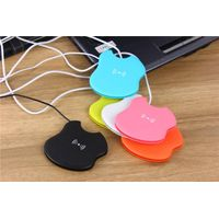 Colorful Mini Wireless Charging Pad Transmitter