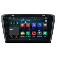 10.2 inch Android touch screen car dvd player for VW Octavia
