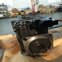 Danfoss 90R100 90R130 90R55 Hydraulic Piston Pump For Concrete Mixer