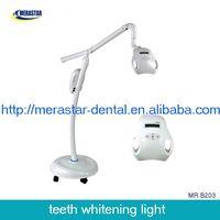MR-B203 floor style model LED teeth whitening lamp/teeth whitening light/teeth whitening machine/tee thumbnail image